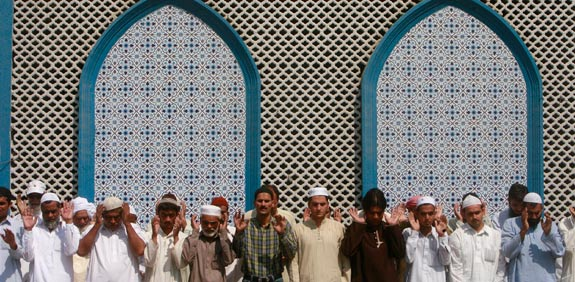מסגד מוסלמים / צלם:  רויטרס